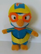 Licensed Pororo the Little Penguin Plush Toys Stuffed Animal Korean Air