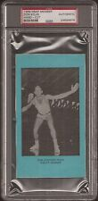 PSA AUTHENTIC 1969 NBPA BOX CARD DON (COCHISE)  KOJIS HAND - CUT