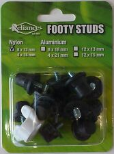 RELIANCE PLASTIC SCREW IN REPLACEMENT STUDS, 8x13mm 4x16mm   *NEW*