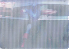 MARVEL MOTION 1996 VIRTUALVISION VIRTUAL VISION INSERT CARD CAPTAIN AMERICA MA