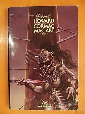 Cormac Mac Art. Robert E. Howard. éditions Néo