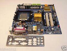GIGABYTE GA-K8N51, R.1.0, Socket 754, AMD Motherboard +CPU 3300+,RAM 512Mb,I/O