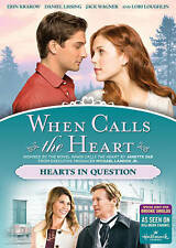 When Calls The Heart: Hearts In Question (DVD, 2016) Brand new & Ships FREE!