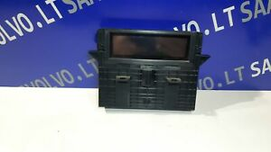 VOLVO XC60 SCREEN/DISPLAY/SMALL SCREEN 30772584 2011 11824432