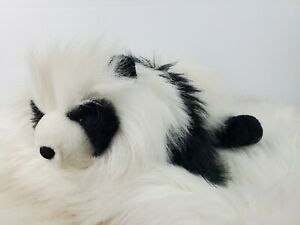 "Vintage 1989 Ganz The Heritage Collection Googles Panda Plush 14"""