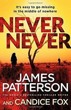 Never Never (Detective Harriet Blue Series) By James Patterson