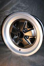 2 Porsche 911 Felgen 9x16 mit TÜV Teilegutachten!!! wheels jantes ruote