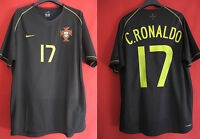 Maillot Vintage Portugal Nike n° 7 ancien Retro Ronaldo Exterieur 2006 Shirt - M