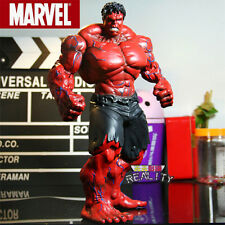 Red Hulk Action Figure The Avengers Hulk PVC Figure Collectible Model Toy 10""