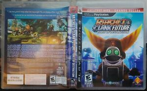 Ratchet And Clank Future: Tools Of Destruction [PS3] Very Good Condition! NFRS