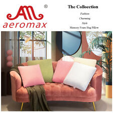 Luxury Sofa Memory Foam Seat Cushion Hug Pillow Sleep Pillow Christmas Gift