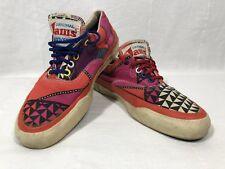 Vintage Rare 1980's Original Jams By Converse Sneakers Size 5 Men's