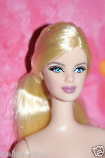 United Kingdom Collector Barbie NAKED, Nude, Bob Mackie Face! for redress!