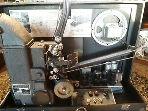 Ampro 16mm, Military Training Projector, w/sound, Working (see Description)