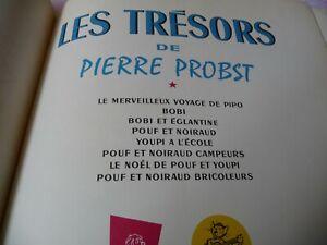 """ALBUM """" LES TRESORS DE PIERRE PROBST"""" 1968. Livraison offerte"""