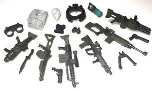 Acid Rain Custom Weapon 1/18  For soldier figures 3,75