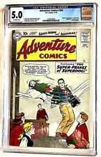 Adventure Comics #266 CGC 5.0