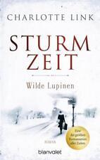 EV*16.7.2018 Charlotte Link: Sturmzeit - Wilde Lupinen - Sturmzeittrilogie (2)