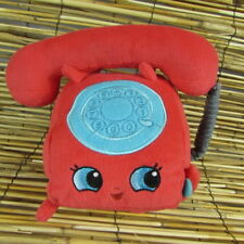 Shopkins Chatter Red Phone Beanbag Plush Stuffed Toy