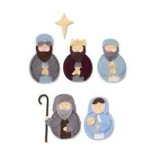 Sizzix Bigz L Die Set - SWEET NATIVITY - 663498