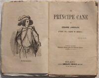 EDOUARD LABOULAYE IL PRINCIPE CANE 1870 INCISIONE RARO