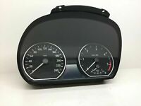 BMW 1 E81 E87 E87N LHD Km/H Diesel Ensemble Instrument Speedo Horloges 6974649