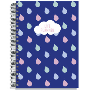 A4 Life Planner | January 2021 | Choice of Cover Designs