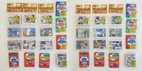 LOT of 516 Baseball Cards - 1986 1987 1988 - Topps Donruss Score - Sealed Packs
