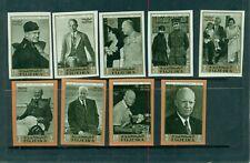 Fujeira 1965 4 complete set  President Eisenhower Sheikh  MNH ** imperforated