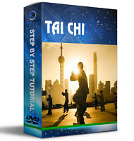 Learn Tai Chi Relaxation Exercise Guide For Beginners Fitness 2 disc DVD + CD
