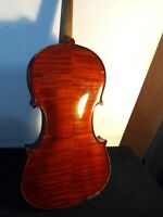 Nice old violin stamped and labelled
