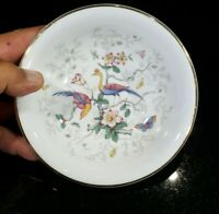 Beautiful Coalport Cairo Peacock Multi Colour Sweets Bowl