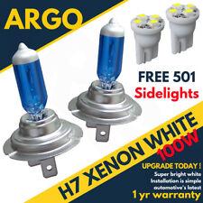 Argo H7 501 SMD 12v 100w Faros Cruce Super Blanco Xenon Bombillas Halógenas