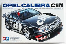 TAMIYA 1/24 Opel Calibra Cliff V6 DTM sports car series #24157 scale model kit