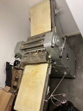 More details for vertical dough shaper,sheeter, commercial pasta maker, pizza machine