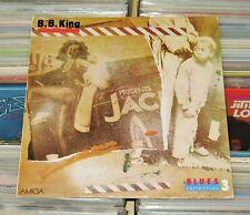 B. B. King - LP (VG+) Blues Collection 3 (8 56 180) AMIGA 1986