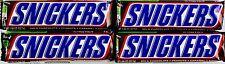 Snickers Milk Chocolate Peanuts Caramel Nougat Bars, 1.86 Ounces