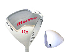NON-CONFORMING TAYLOR FIT MADE HEATER 175 GRAM ROCKET +30YD BALLz GOLF DRIVER