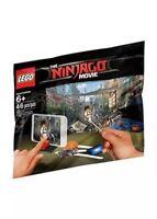LEGO 5004394 The Ninjago Movie movie maker large polybag NEW SEALED