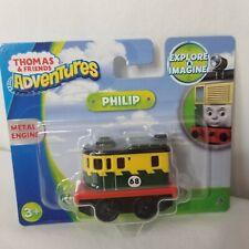 Thomas & Friends Adventures Philip 2017 Metal Engine Train DXR83-0911 New
