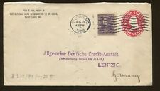 1908 St. Louis Missouri National Bank of Commerce Becker & Co Germany Cover