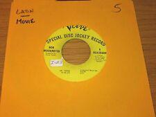 "PROMO LATIN / MOVIE 45 RPM - BOB BROOKMEYER - VERVE 10282 - ""A FELICIDADE"""