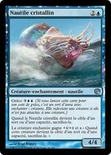 MTG Magic JOU - (4x) Crystalline Nautilus/Nautile cristallin, French/VF
