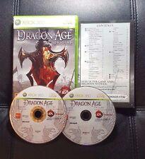 Dragon Age Origins Collector's Edition (Microsoft Xbox 360, 2009) Xbox 360 Game