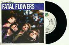 """the FATAL FLOWERS 'Younger Days / White Mustang' 1986 DUTCH WEA PS VINYL 7"""""""