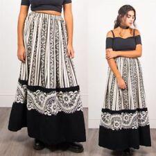 Hippy Regular Vintage Skirts for Women