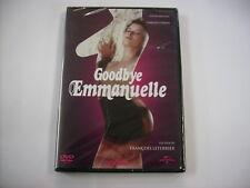 GOODBYE EMMANUELLE - DVD SIGILLATO - SYLVIA KRISTEL - UMBERTO ORSINI