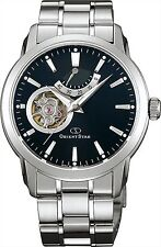 ORIENT STAR WZ0041DA Classic Semi Skeleton Automatic Men's Watch Made in Japan