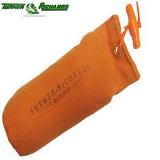 Turner Richards 1/2lb Throwing Dummy - Orange Dog Training