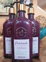3 Bath & Body Works Aromatherapy PATCHOULI Essential Oil Body Lotion Cream 6.5oz